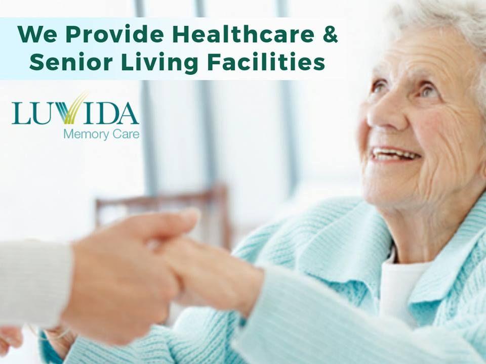 Luvida Memory Care is a wellknown senior living facility