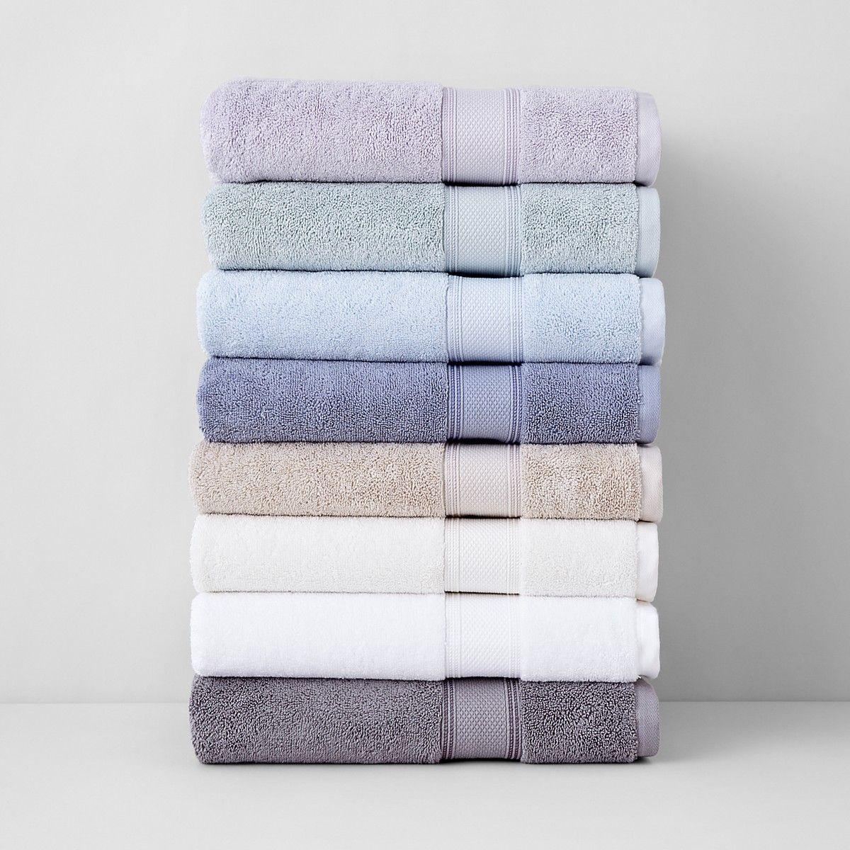 Hudson Park Supreme Bath Collection Hudson Park Towel Bath Towels