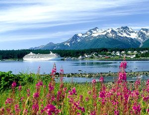 Would love to go on an Alaskan cruise (in summer!)