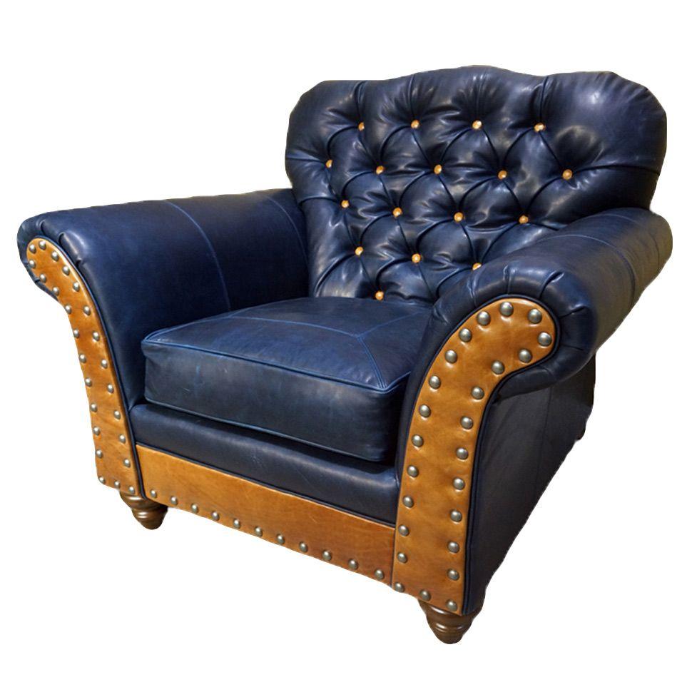 Havana tufted club chair leather furniture furniture