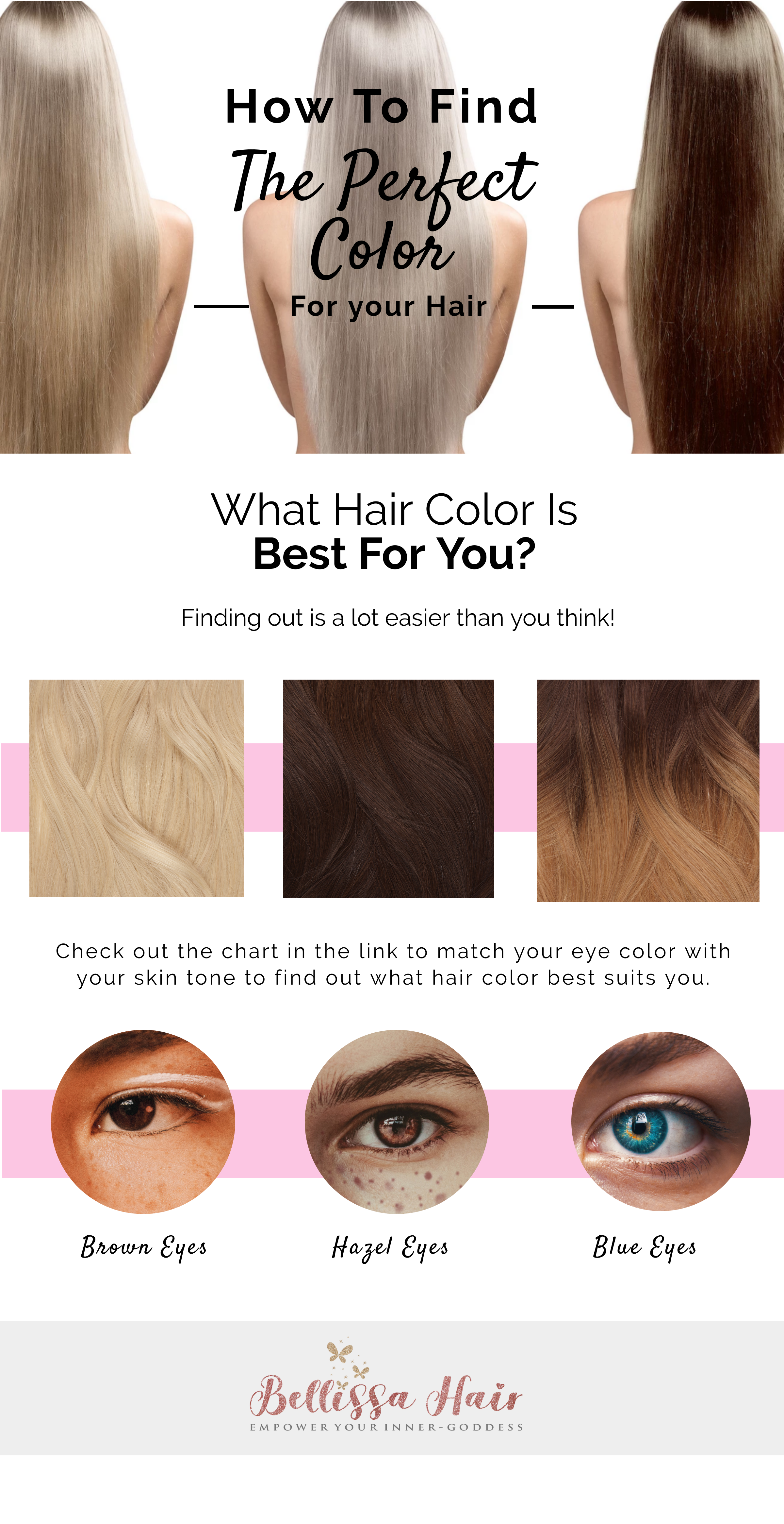 What Hair Color Is Best For Me Skin Tone Hair Color What Hair Color Suits Me Quiz Which Hair Colour