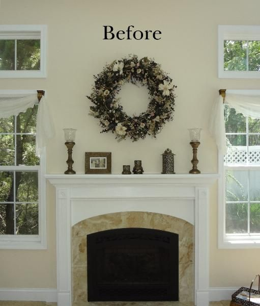 Decorate Your Fireplace Mantel   Home Decor Blog Forever New Furniture  Refinishing NJ