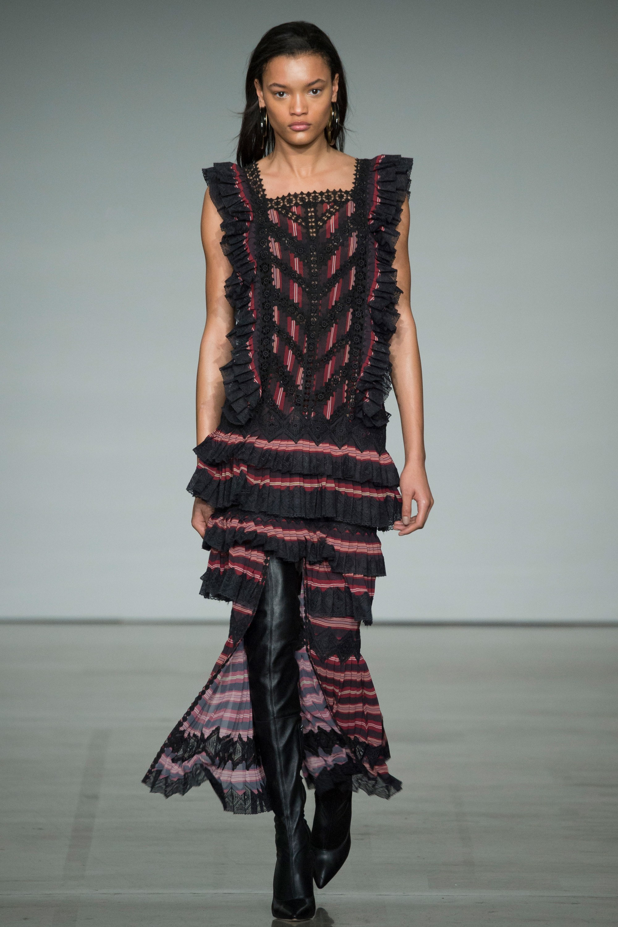 This is a drop waist dress designed by zimmermann as a part of this