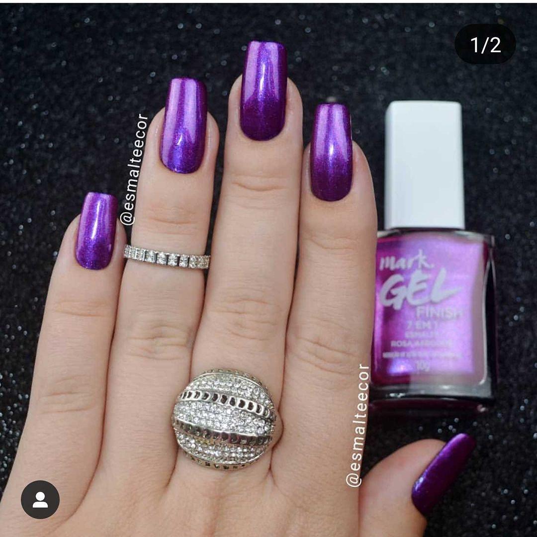Gel finish 7in1 nail enamel in 2020 gel manicure cute