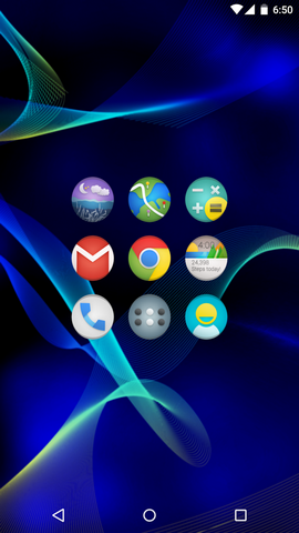 Simplo Icon Pack v3.1.1 아이콘