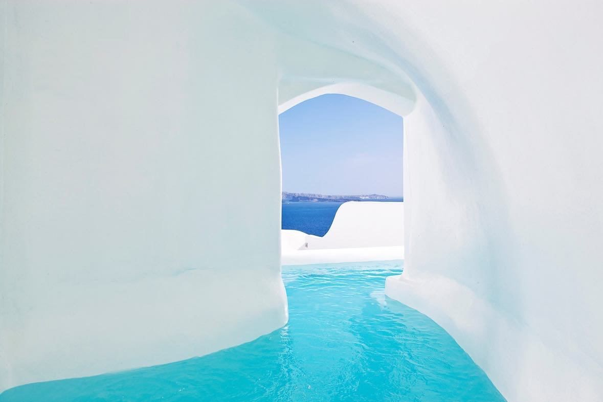 Accommodation | Canaves Oia Santorini