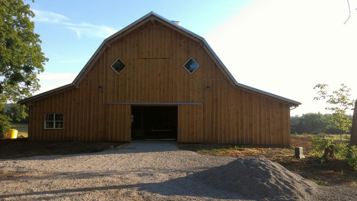 The Barn at Schwinn Produce Farm, an events venue operated