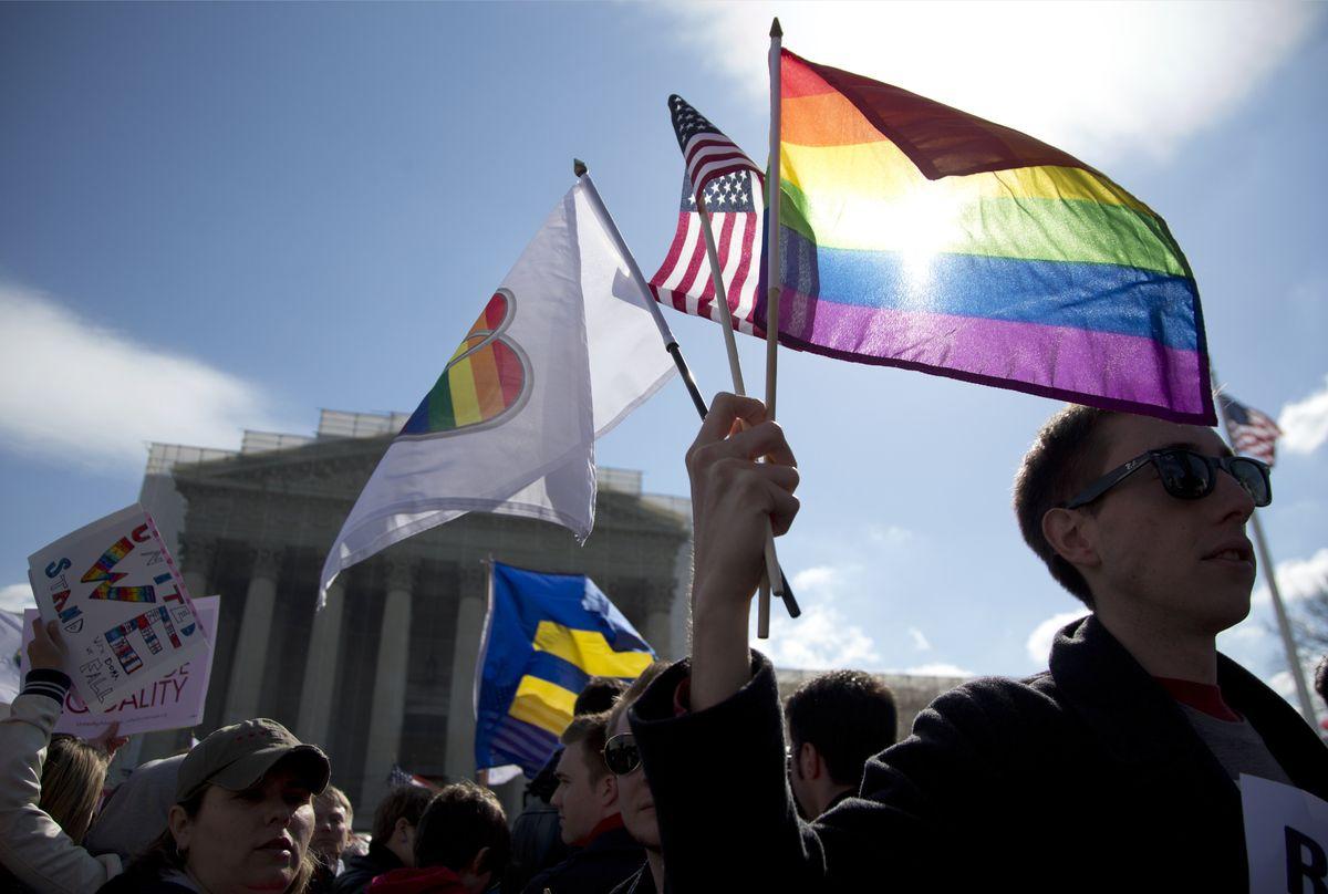 Marriage Equality Washington
