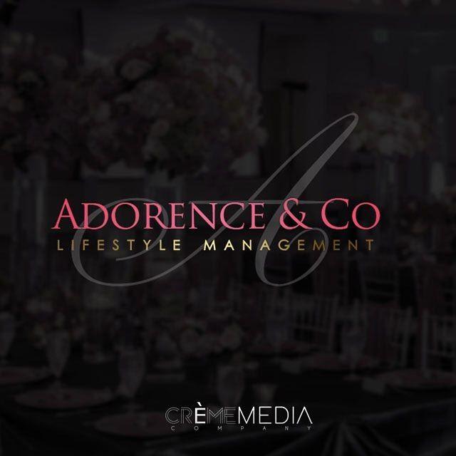 Logo (Text Based) Development for Adorance & Co. #crememedia