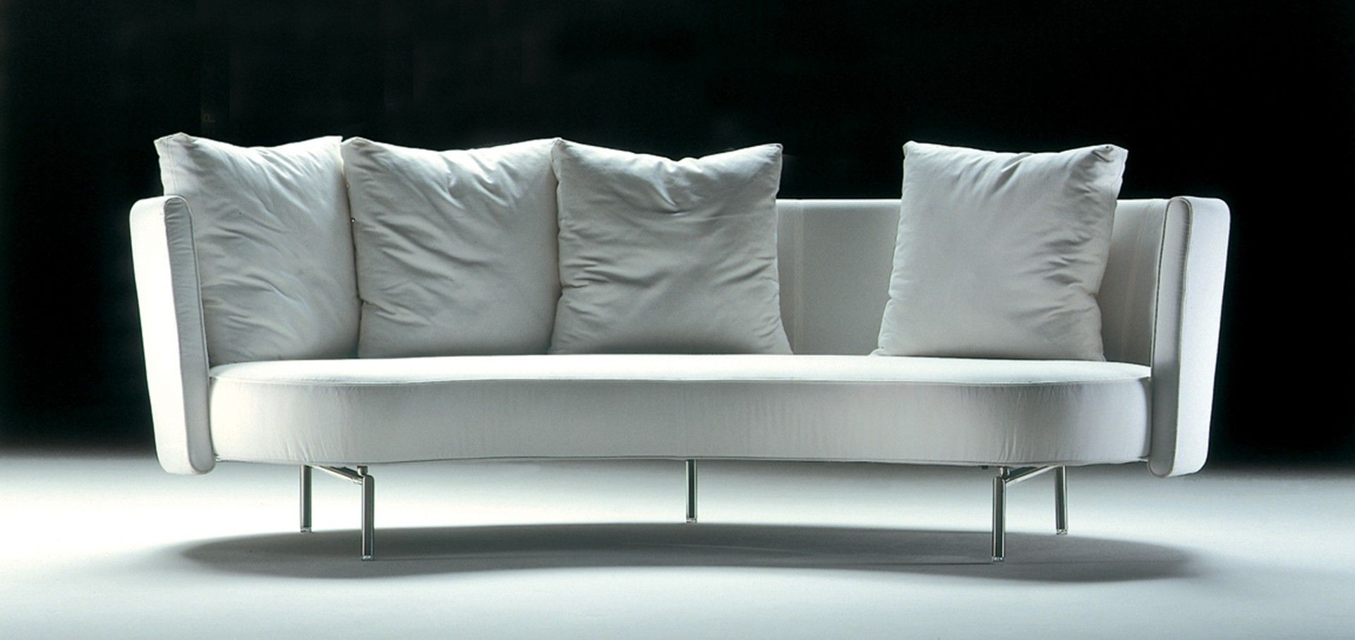 Sofa Phil Flexform Vitoitalia Italian Furniture Modern Furniture Italian Furniture