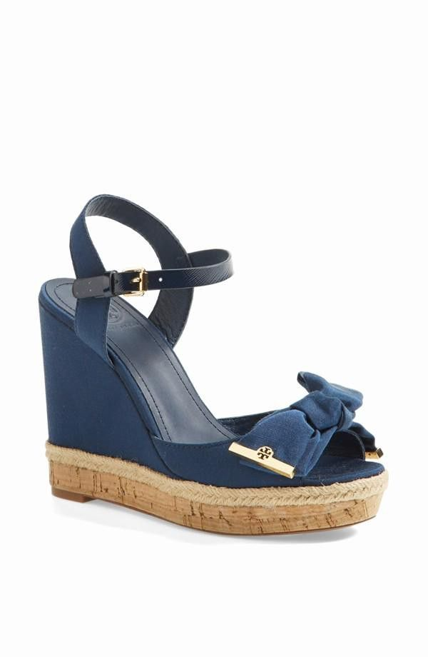 35d2f6118c0 Nordstrom Tory Burch  Penny  Wedge Sandal