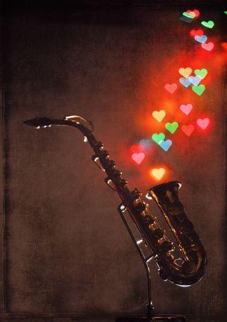 saxophone impression