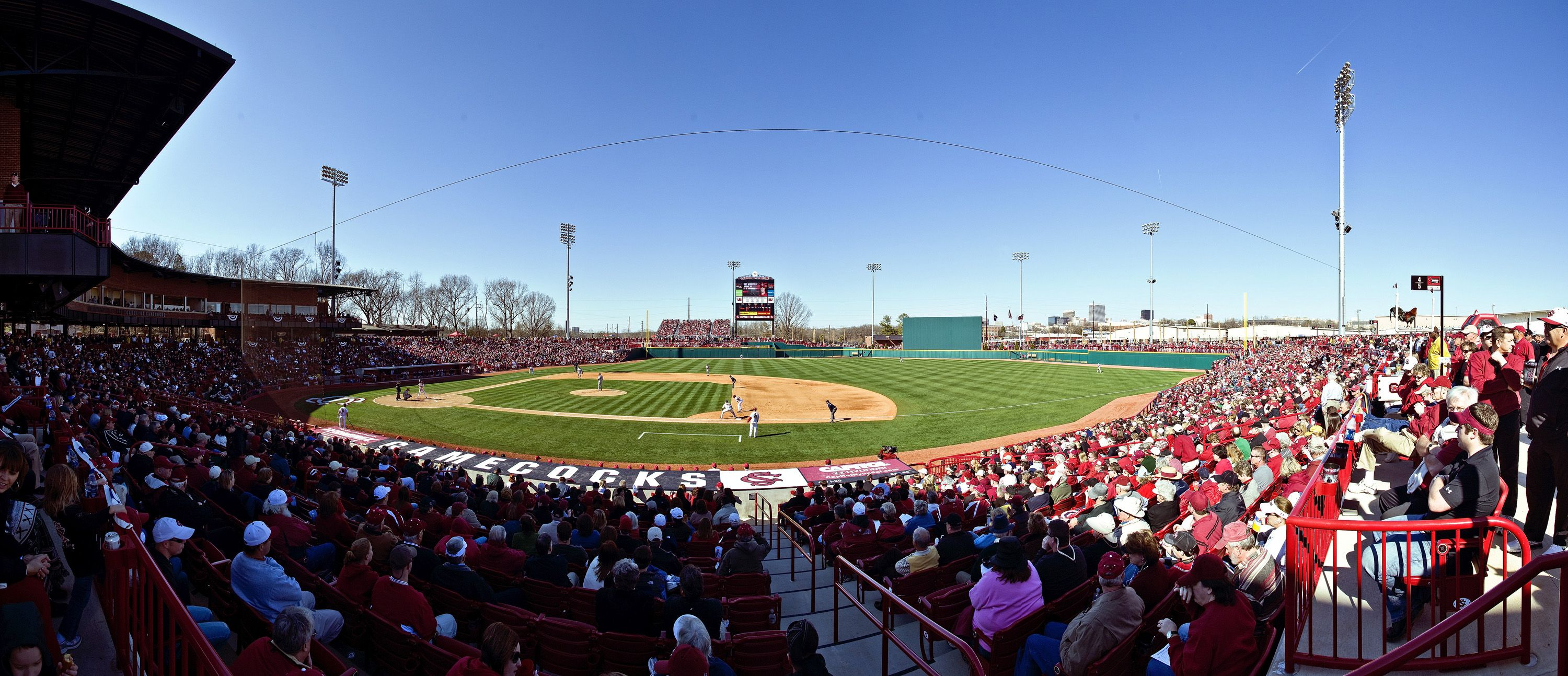 Sc Gamecocks Carolina Stadium Baseball Baseball Season College Baseball