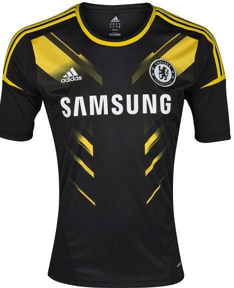 47c1260fb7 Chelsea 2012 2013 3rd kit