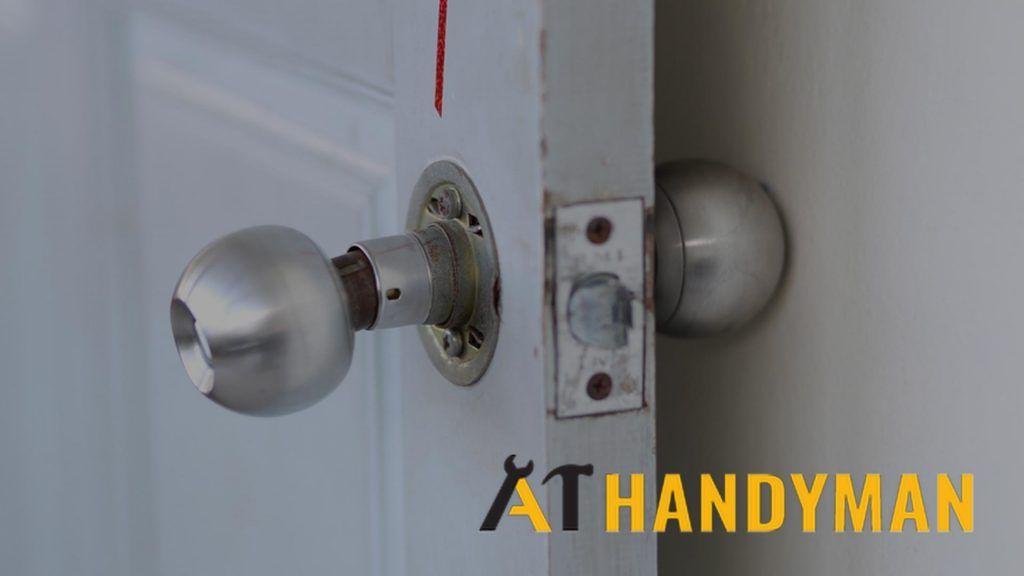 Hdb Door Lock Replacement With Advancement And Sophistication In Lock Technology Your Door Lock Now Requires A High In 2020 Door Repair Door Locks Handyman Projects
