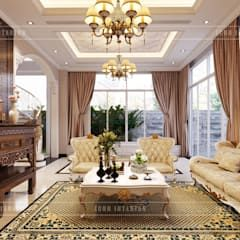Photo of Soggiorno classico di icon interior classico | homify