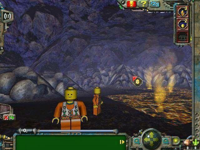 LEGO Rock Raiders PC Games Screenshots   PC Game Download ...