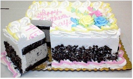 Ice cream cake icing recipe