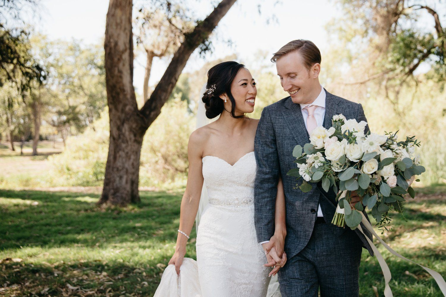 Light And Airy Wedding At The Venue In Huntington Beach With Hans Jessica