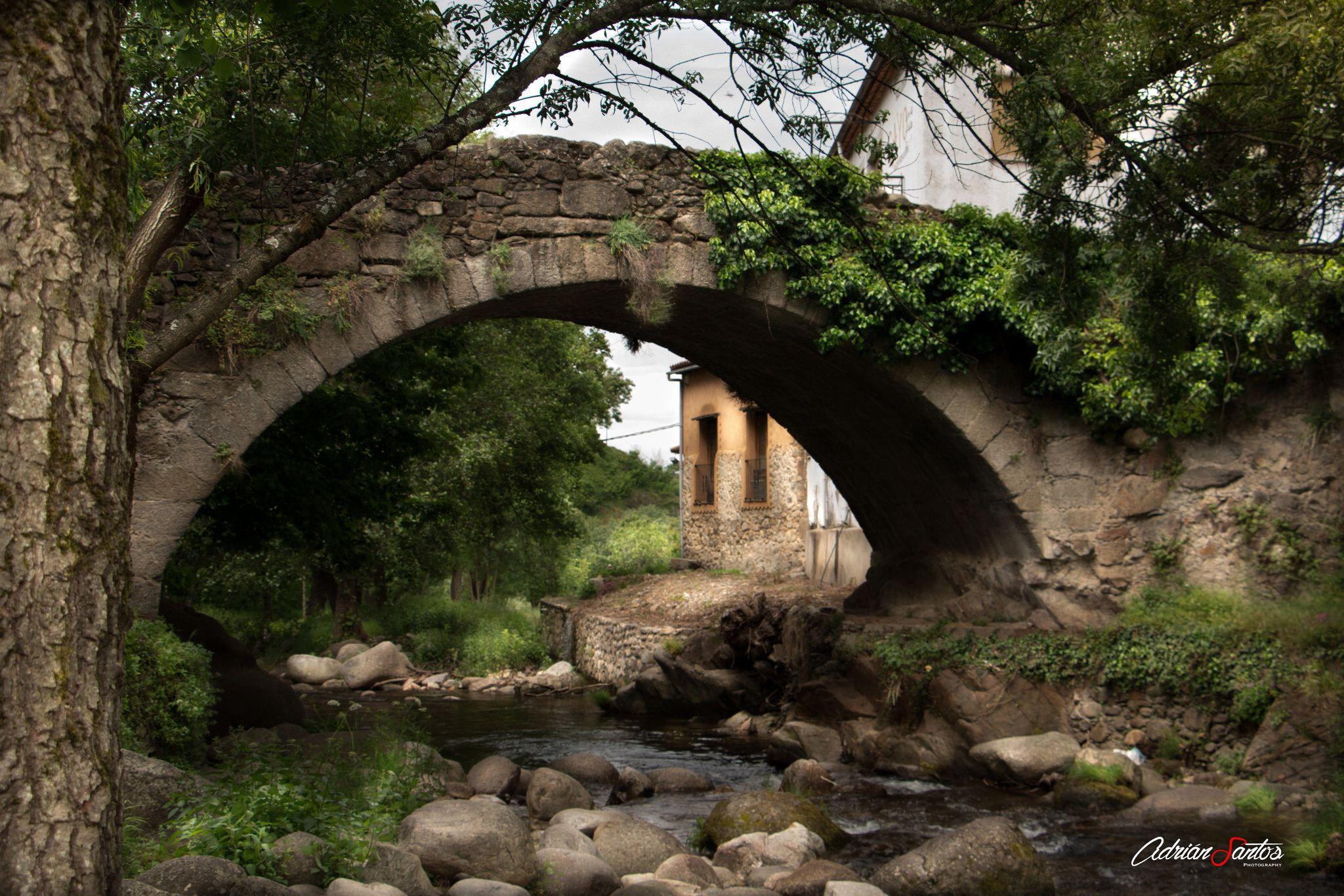 Puente de piedra | Old bridges, Places, Wood