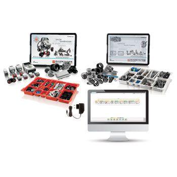 2014 EV3 Robot Set,5003463