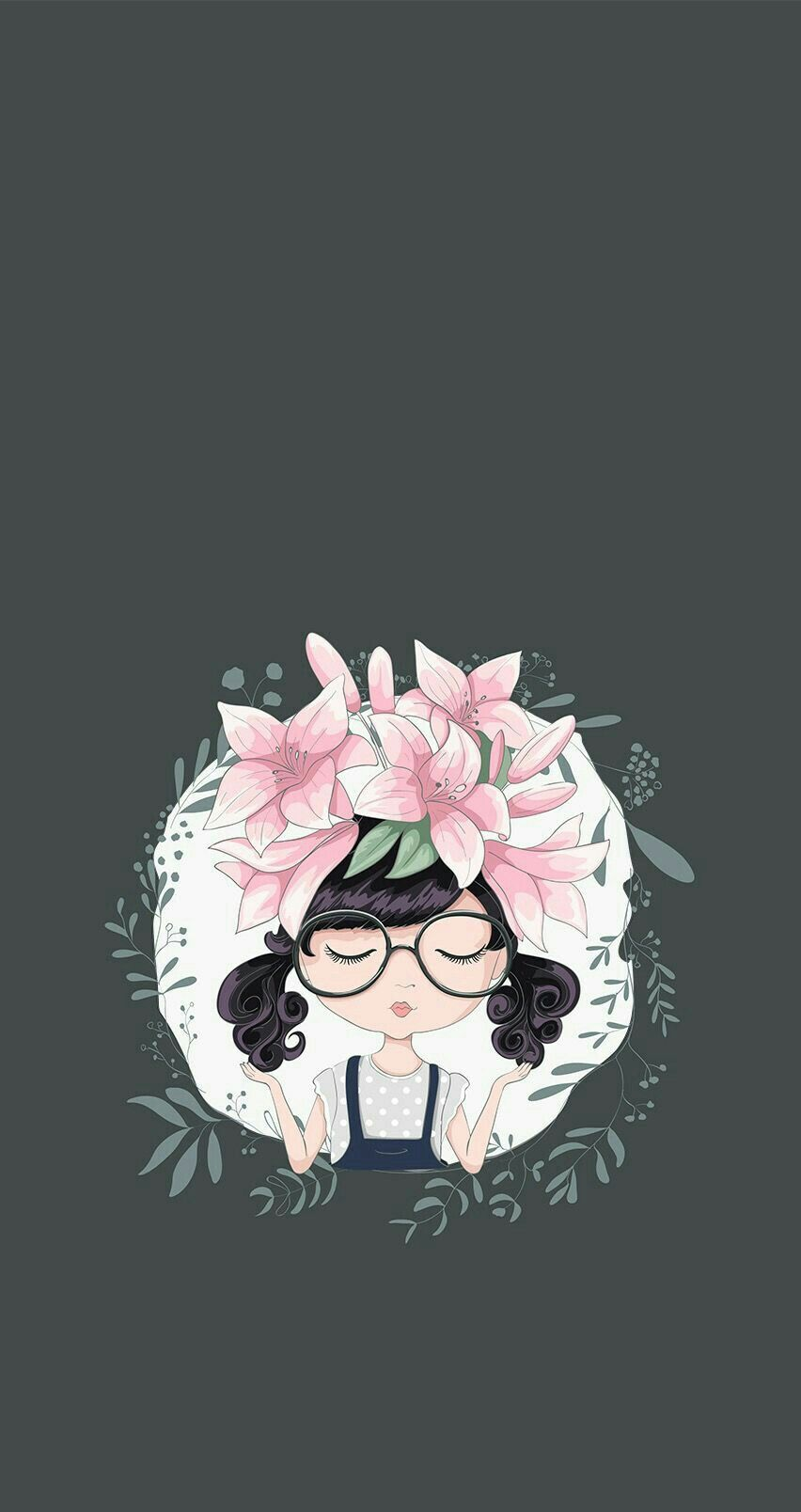Get Awesome Anime Wallpaper IPhone Pink