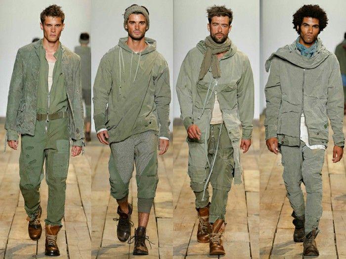 Mens military fashion trend 7