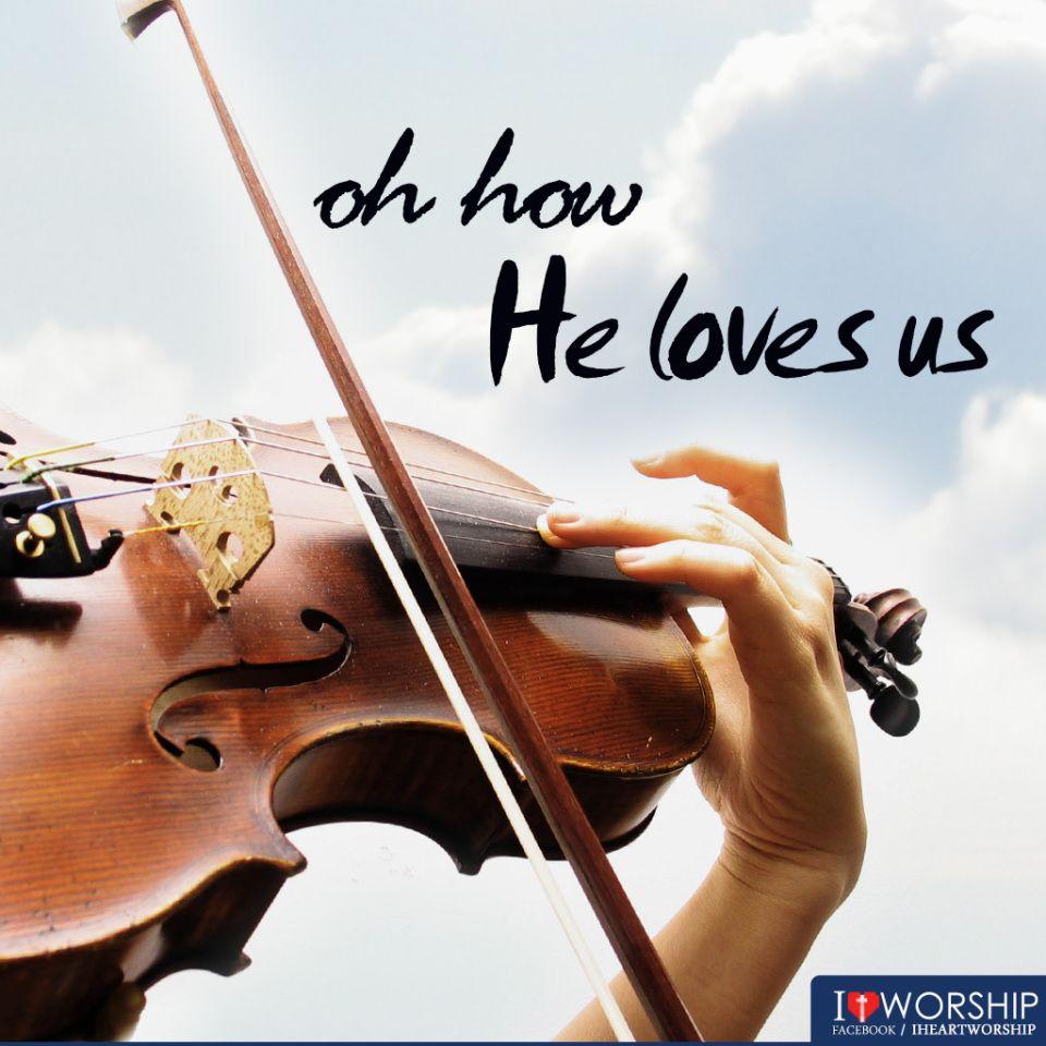 Love Like A Hurricane David Crowder