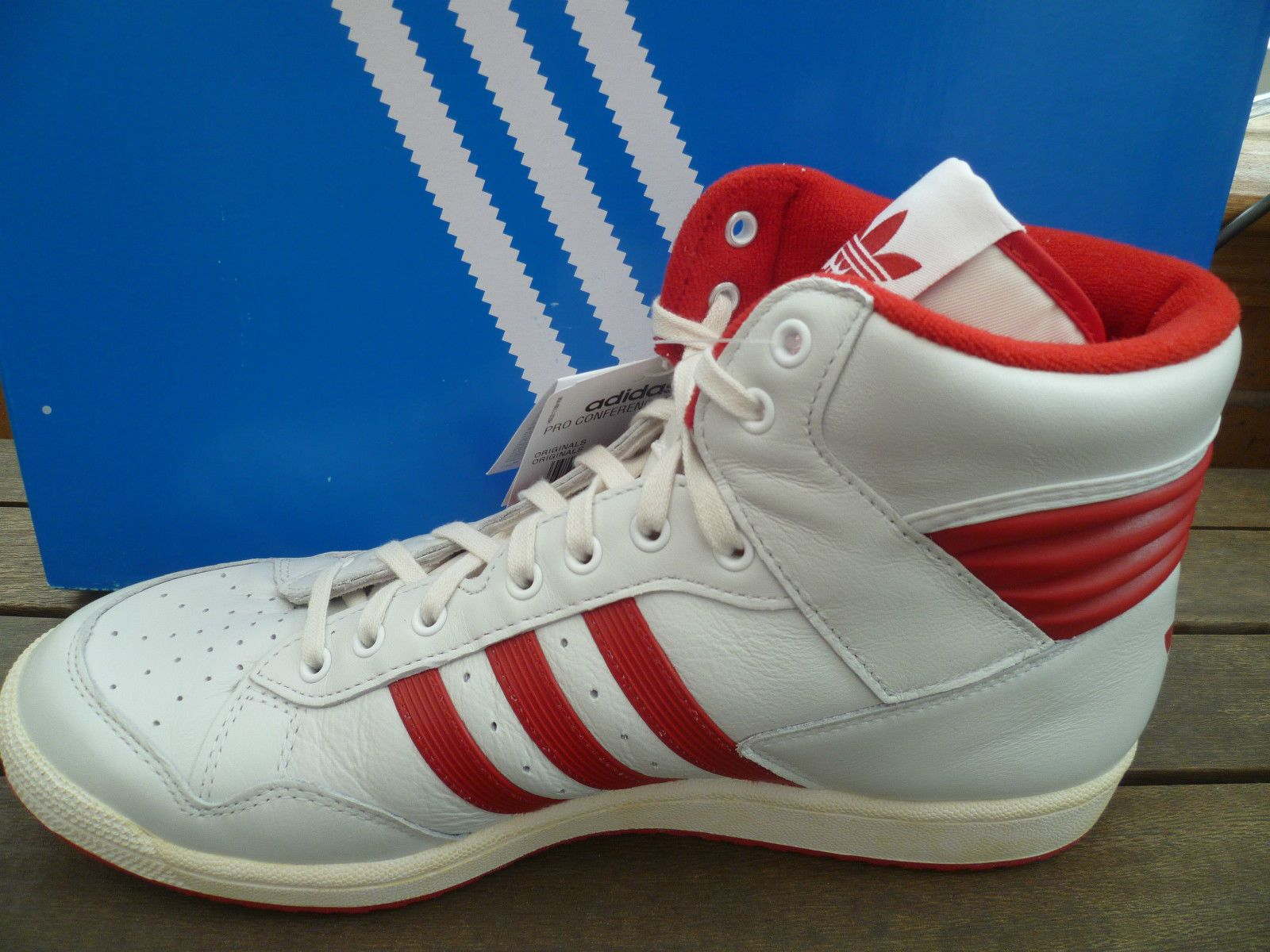 Adidas Pro Conference Hi Vintage Basketball Shoes Trainers
