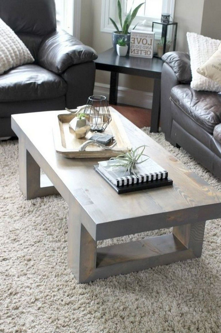 45 Exciting Coffee Tables Ideas Hjemme Diy [ 1158 x 768 Pixel ]