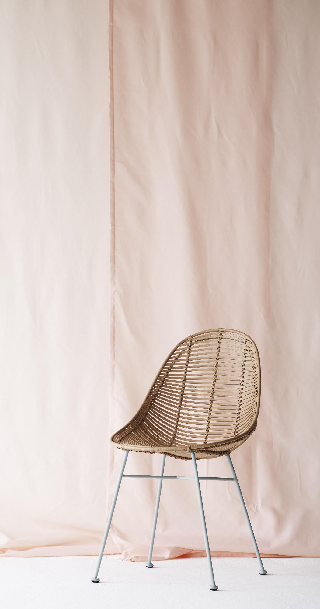 The Asmara Rattan Chair is given a contemporary update by ...