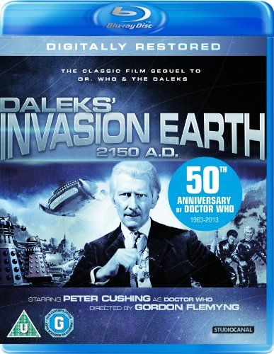 Download Daleks' Invasion Earth 2150 A.D. Full-Movie Free