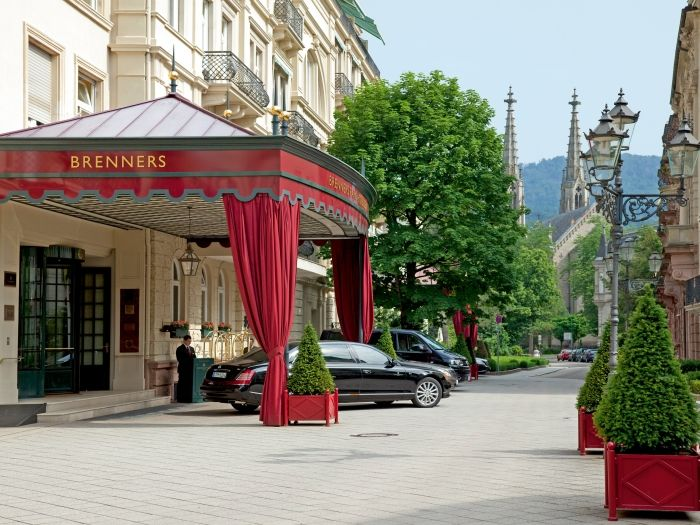 'Brenners', as this grand hotel has long been affectionately known, embodies all that Baden-Baden is famous for, with its spa, natural surroundings and cultural centre a short stroll away