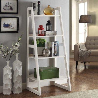 Red Barrel Studio® Clarence Ladder Bookcase | Wayfair