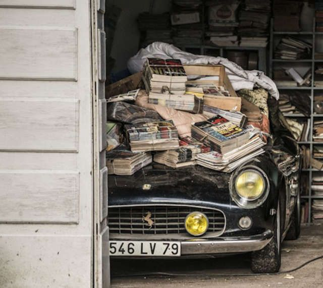 The Ultimate Barn Find 60 Rare Vintage Cars Found Rotting After 50 Years In Hiding