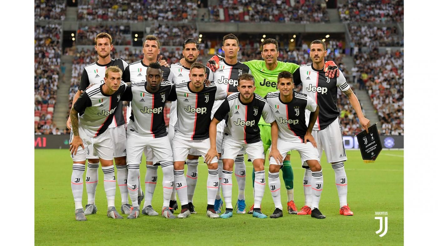 Gallery Juve Tottenham 2019 Juventus A Singapore Juventus Dream Team Singapore