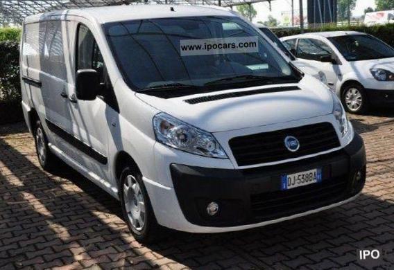 Scudo Furgone Fiat Specification - http://autotras.com