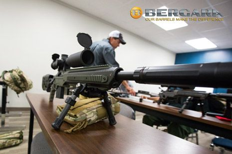 Bergara USA Delivers Custom Built Rifles to Atlanta S W A T