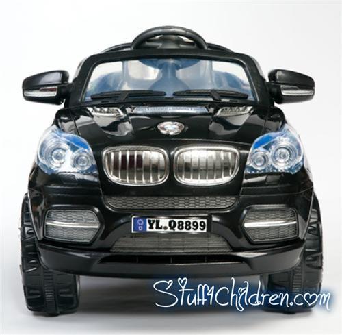 12v bmw autobahn x8 suv style kids car child ride on