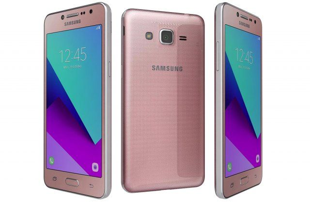 Samsung Galaxy J2 Prime Pink 3d Model Max C4d Obj 3ds Fbx Lwo Stl 3dexport Com By Jokerld Samsung Galaxy Samsung Samsung Phone