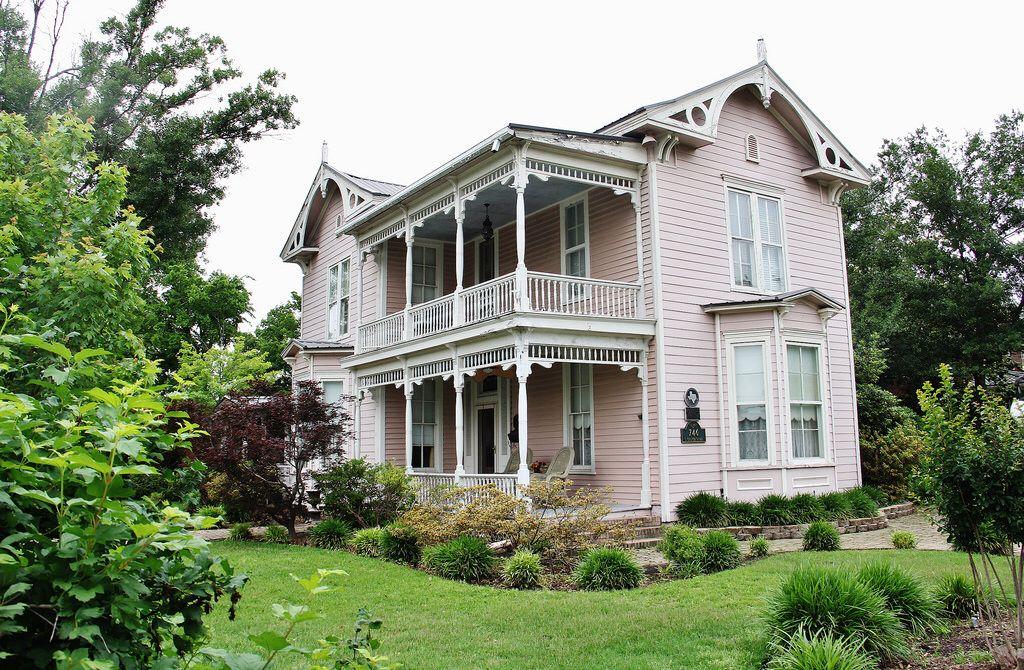 Historic Home at Paris Texas House styles, Paris texas, Home