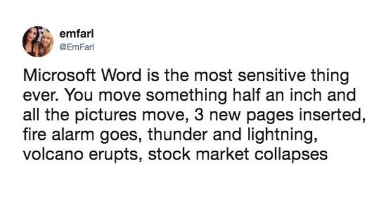 Pin By Jini On Feelings Random Memes Words Thunder And Lightning Stock Market