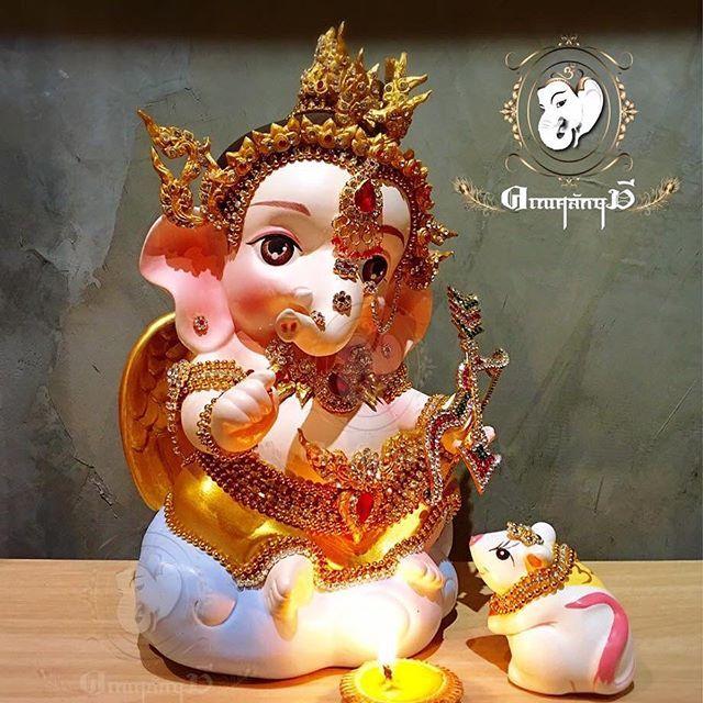 Instagram Photo By Ganeshlakshmi Apr 14 2016 At 3 21pm Utc Ganesha Pictures Shri Ganesh Images Baby Ganesha