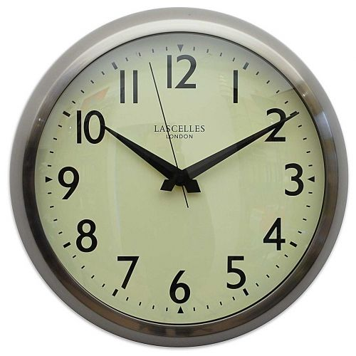 Tapeten und Uhren