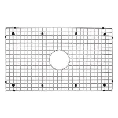 blanco 26 75 x 16 stainless steel sink grid products