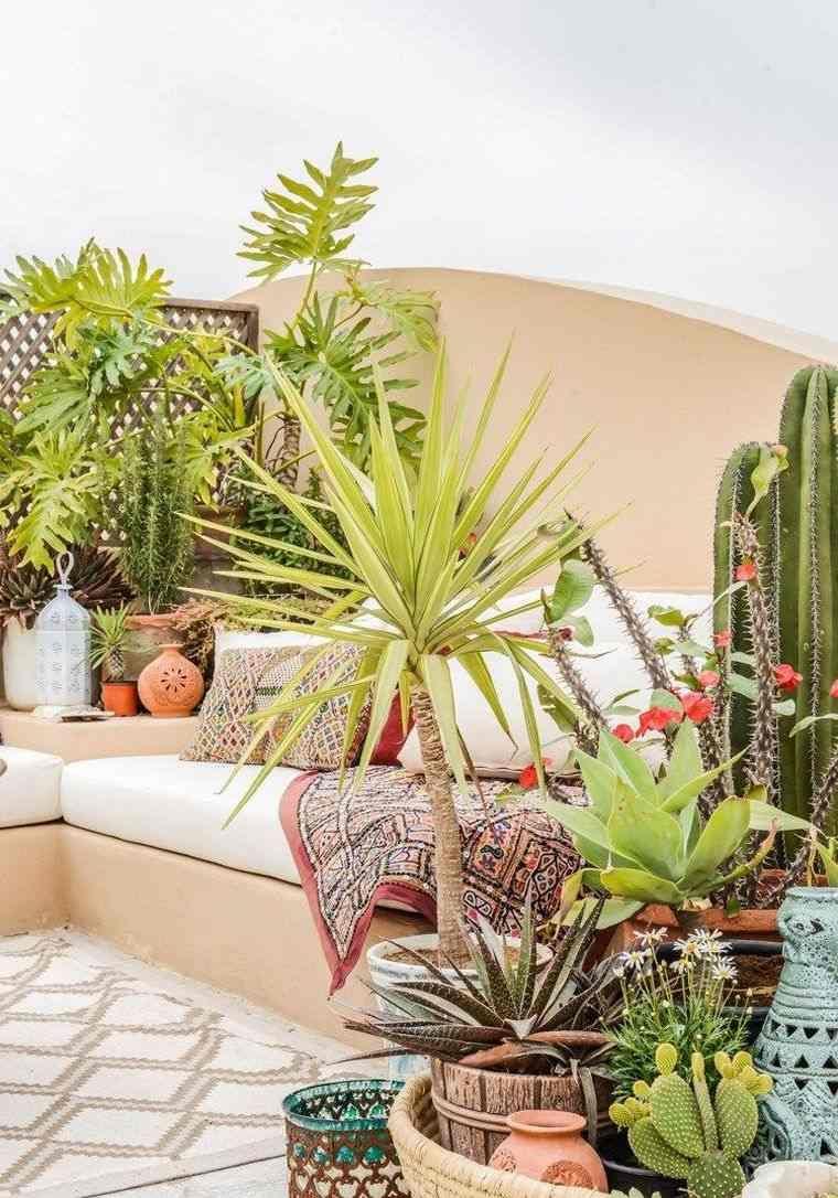 Amenager Son Jardin Style Boheme Chic Pour Celebrer La Nature Et