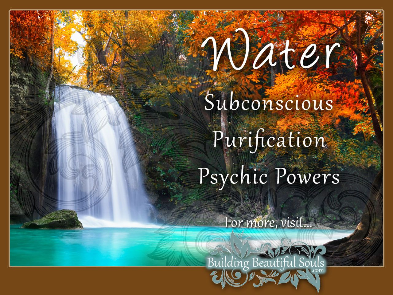 Water Element Symbolic Meaning Water Element Water Nature Meaning