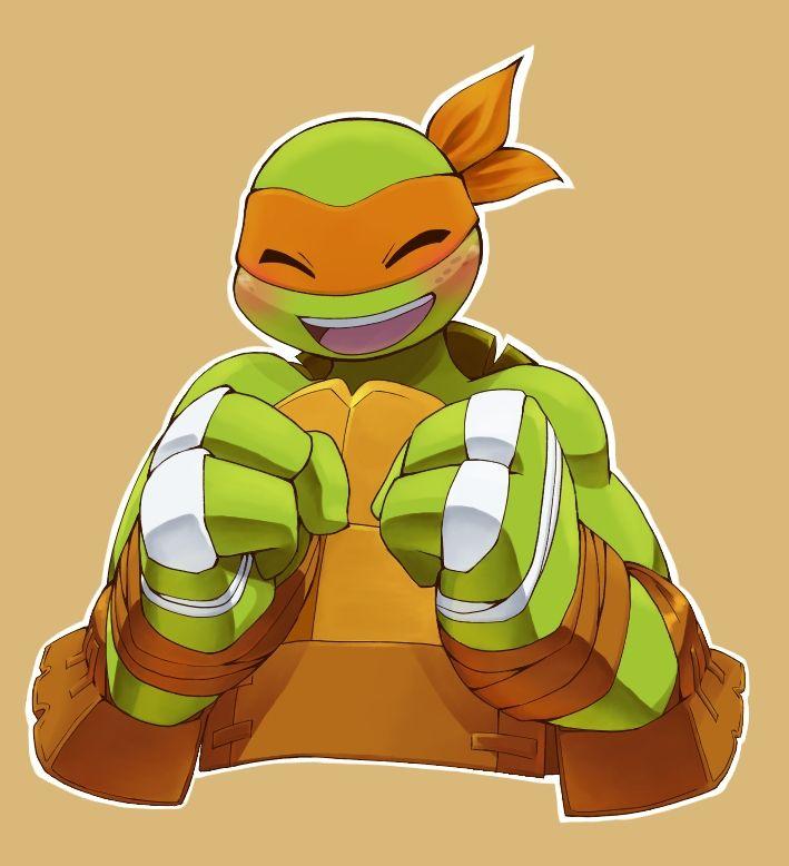 Ask Donatello Teenage Ninja Turtles Tmnt Artwork Tmnt Mikey