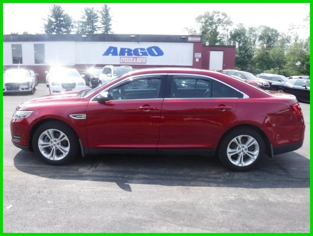 Ford Taurus Sel 2016 Used 3 5l V6 24v Automatic Fwd Sedan Premium Ebay Link