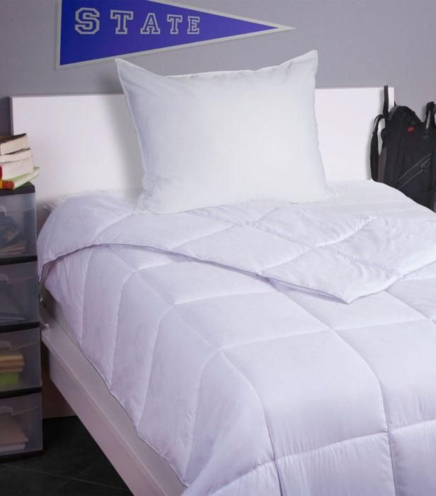 An All In One Bedding Kit Which Includes A Pillow Down